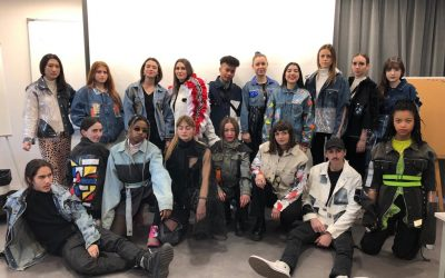 Workshop : la veste denim custom